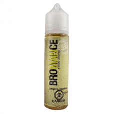 VAPE BROMANCE Italian Bread Pudding 0mg 50ml