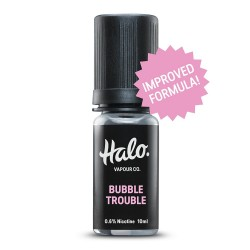 Bubble Trouble E Liquid By Halo UK E Liquid