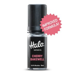 Cherry Bakewell E Liquid By Halo UK E Liquid