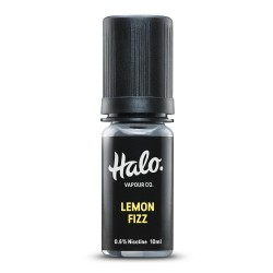 Lemon Fizz E Liquid By Halo UK E Liquid