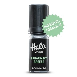 Spearmint Breeze E Liquid By Halo UK E Liquid