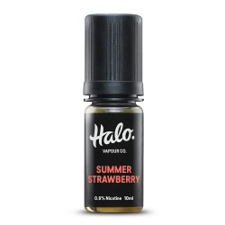 Summer Strawberry E Liquid By Halo UK E Liquid